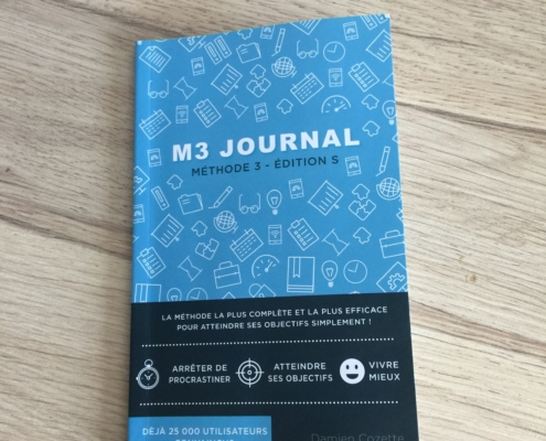 M3 Journal - Mon avis