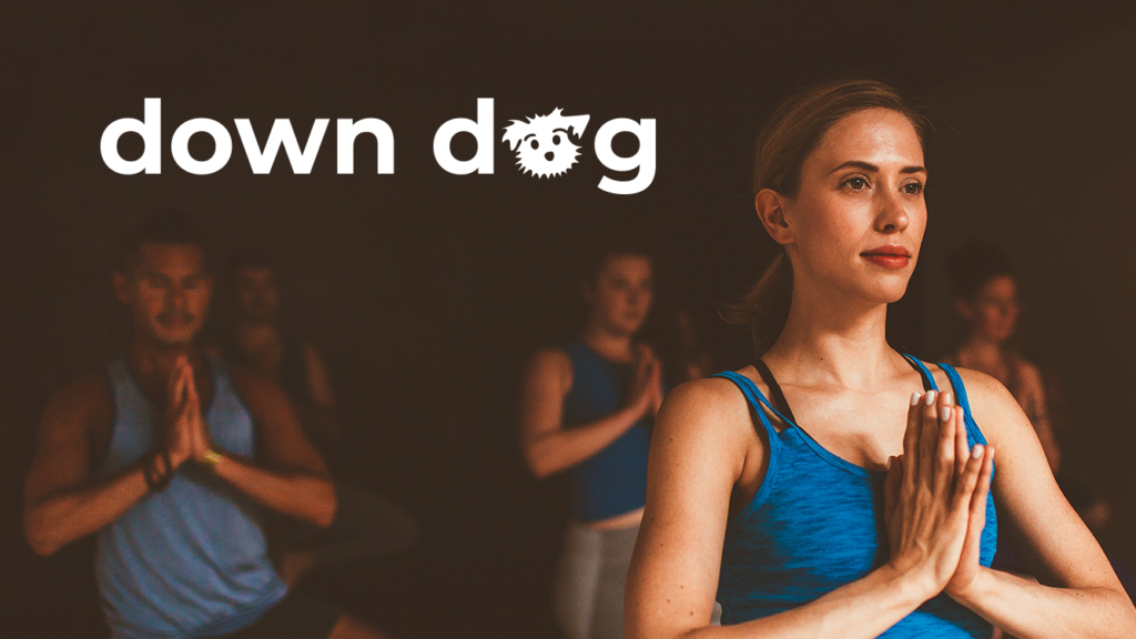 L'application de yoga Down Dog, une idée de cadeau bien-être pour maman