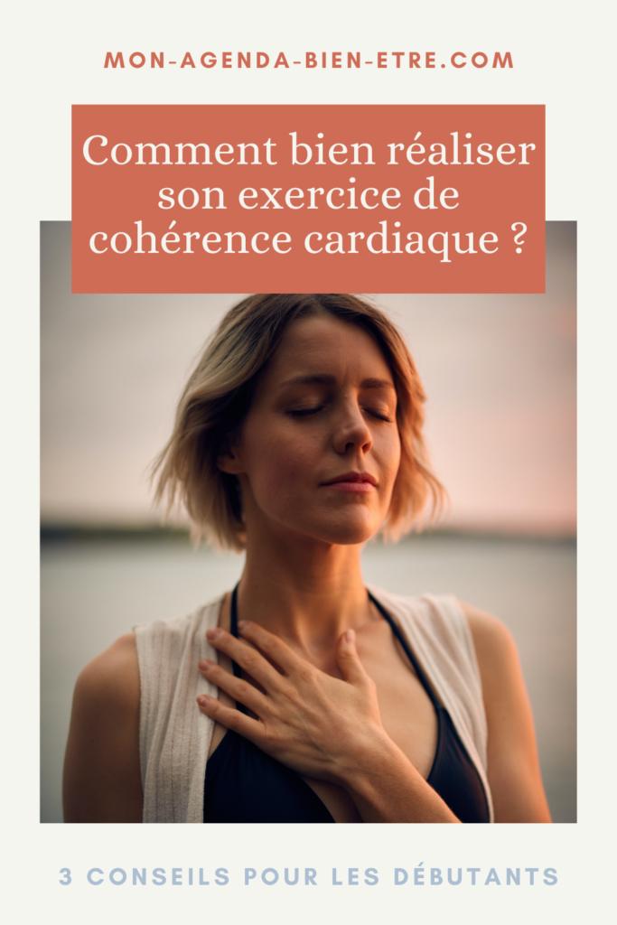 Comment bien réaliser son exercice de cohérence cardiaque ?